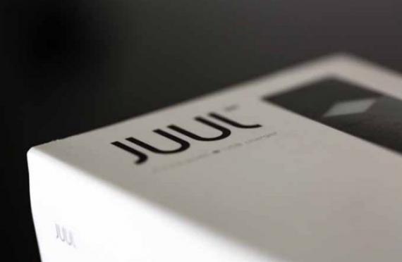 Снова свежие новости, и снова связанные с компаний Juul Labs
