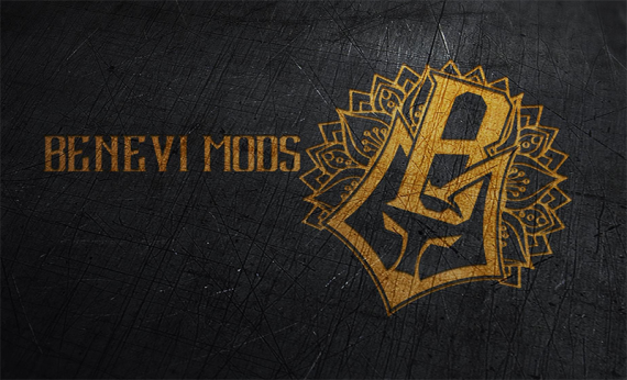 BNV tube mod от компании Benevi Mods. Типичный представитель классической механики