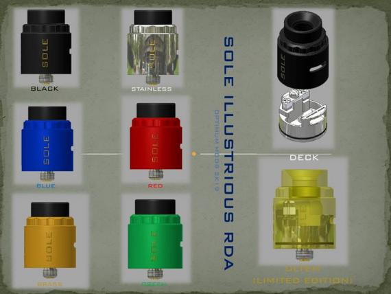 Sole RDA - и снова филлипинский продукт (от компании Optimum MODS Philippines)