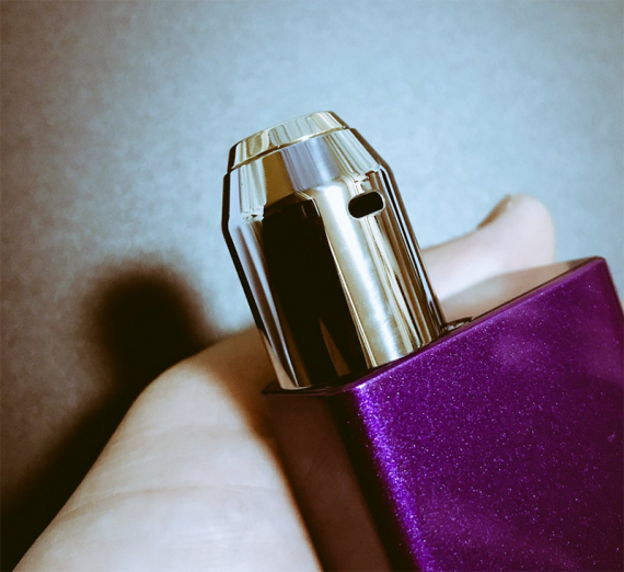 Four / Ten RDA from the famous company VAPJOY.  Let's see what happened
