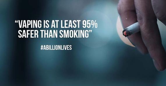 Почему все же вэйпинг на 95% безопаснее, чем курение?