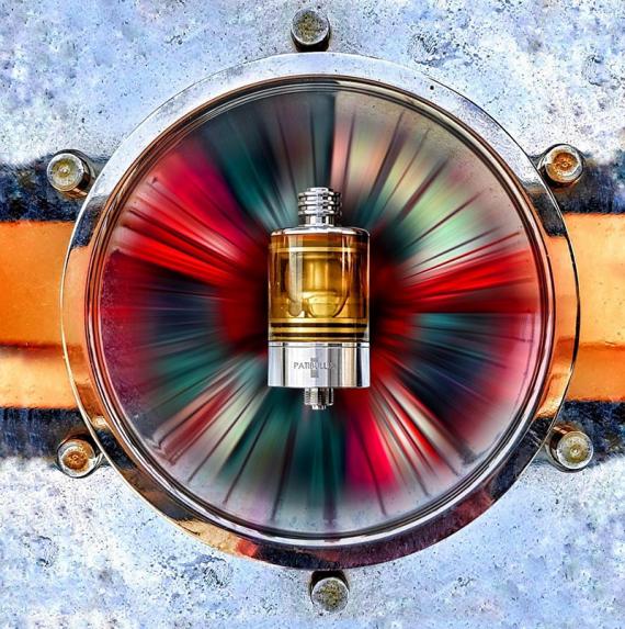 Атомайзер с интересным названием и не менее интересным конструктивом (Patibulum MTL RTA)