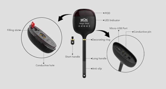 MOK Magic Stick Review