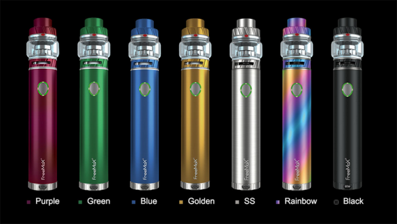 Freemax Twister Metal Edition Review