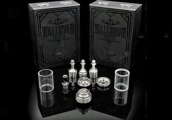 Millennium RTA от компании The Vaping Gentlemen Club. Вот и годнота подкатила