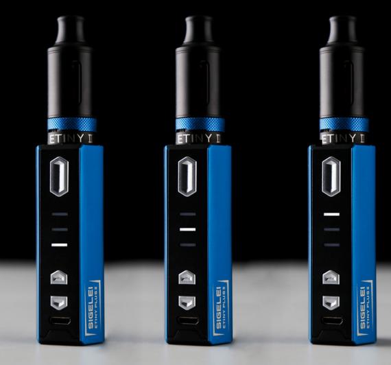 Sigelei Etiny Plus II Starter Kit Review