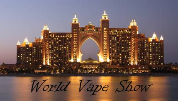 Dubai Host UAE's First World Vape Show 2020