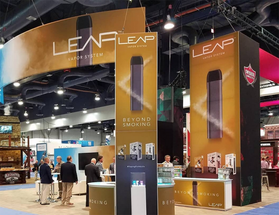 Новые имена. Leap Pod System  от компании Leap Vapor