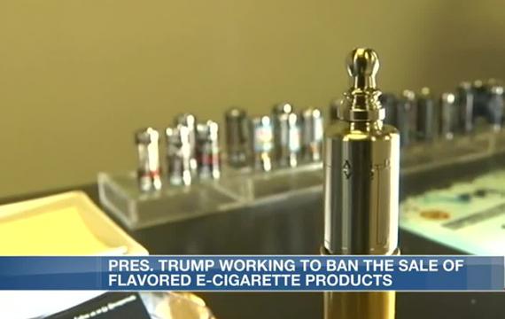 Трамп, ну что ты делаешь? Возможно ли светлое будущее электронных сигарет?