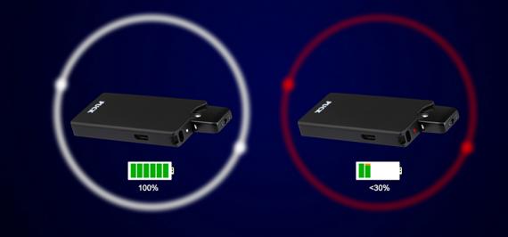 Когда у производителей кончается фантазия, мы получаем сто-то подобное. PUCK Pod Battery