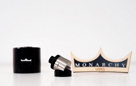 Monarch RDA. Да, да очередная дрипка, от компании Monarchy Vapes