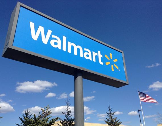Сети магазинов Walmart прекращают продажи Э/С по всей территории США
