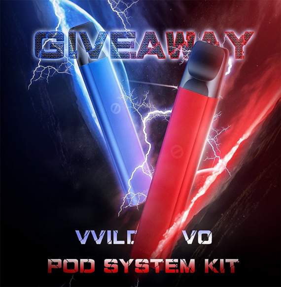 VVILD V0 Pod System Kit Review