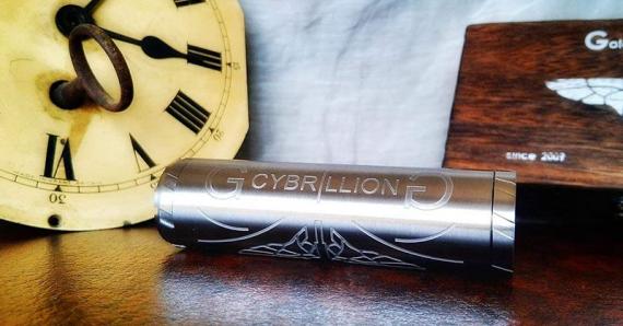 Продолжение линейки модов Cybrillion от компании Golden Greek. Третья версия