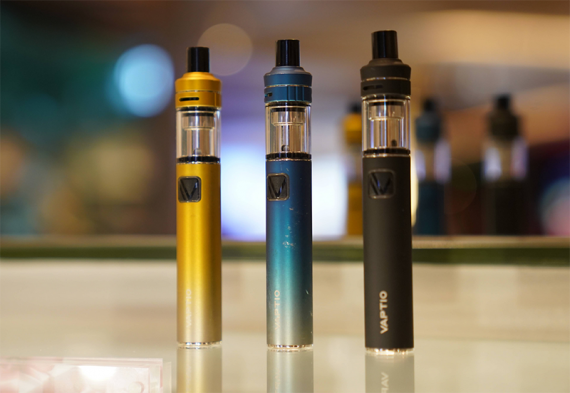 PALO Kit MTL from the well-known company Vaptio.  Let's see what they got there.