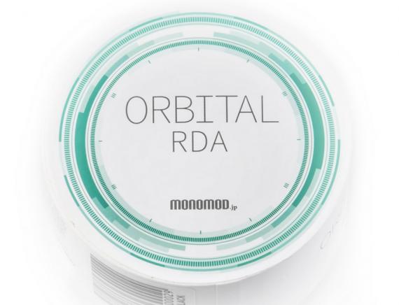 И еще одна вкусная дрипка от японцев. Orbital RDA от компании Monomod