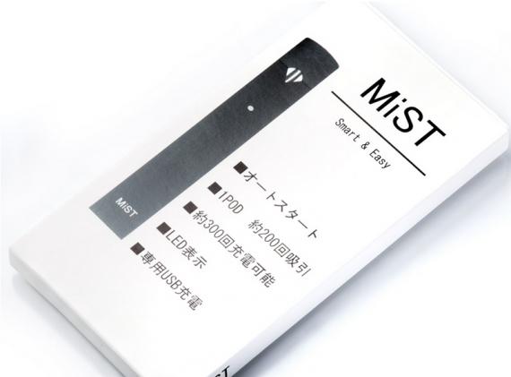 Mist Pod от компании Smart&Easy. Ничего особенного, очередной проходной девайс