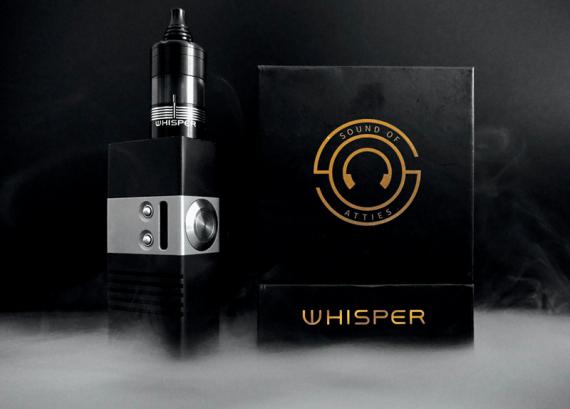 Whisper v1.5 RDTA от компании SOA. Модель, которую не стоит упускать из виду