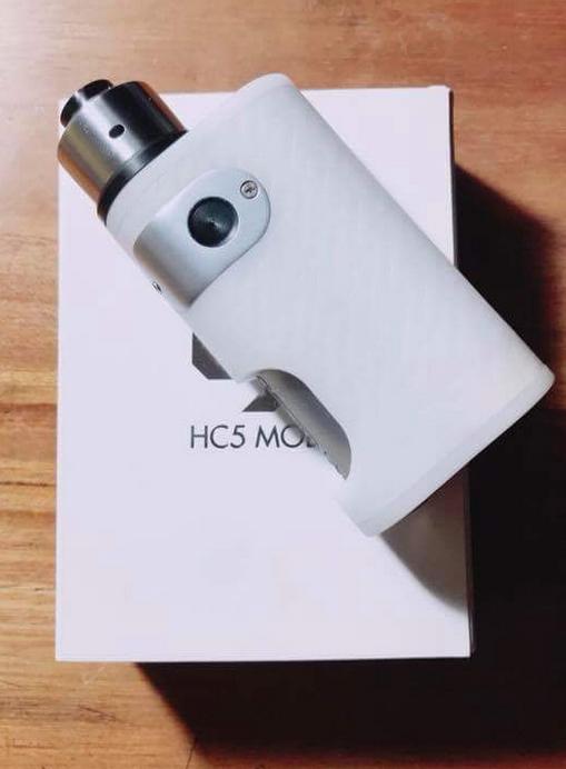 RE Squonk Mod от компании HC5 Mod. Вполне приличная модель, если бы не цена