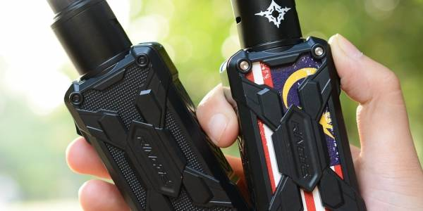 Rincoe Mechman Nano 90W kit - новый мини флагман...