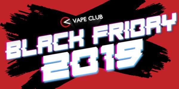 VapeClub.Ru - Последний день скидок на черную пятницу