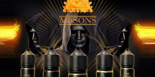 Промообзор - Жидкость Masons Destiny (новый вид никотина - Vector+)